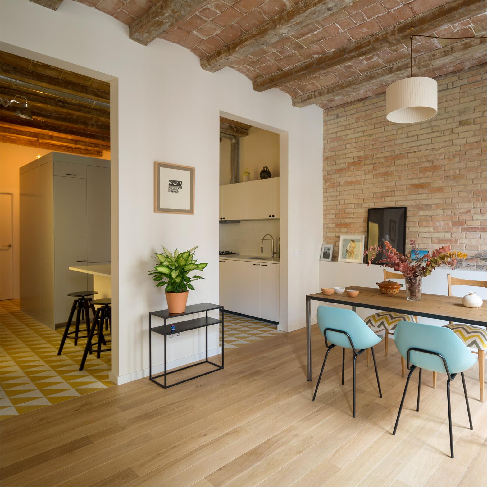 Интерьера квартир в испании