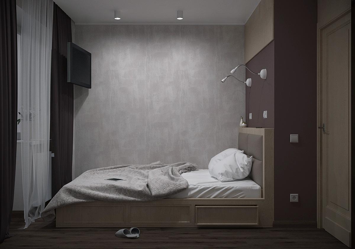 Спальня 3 вечер