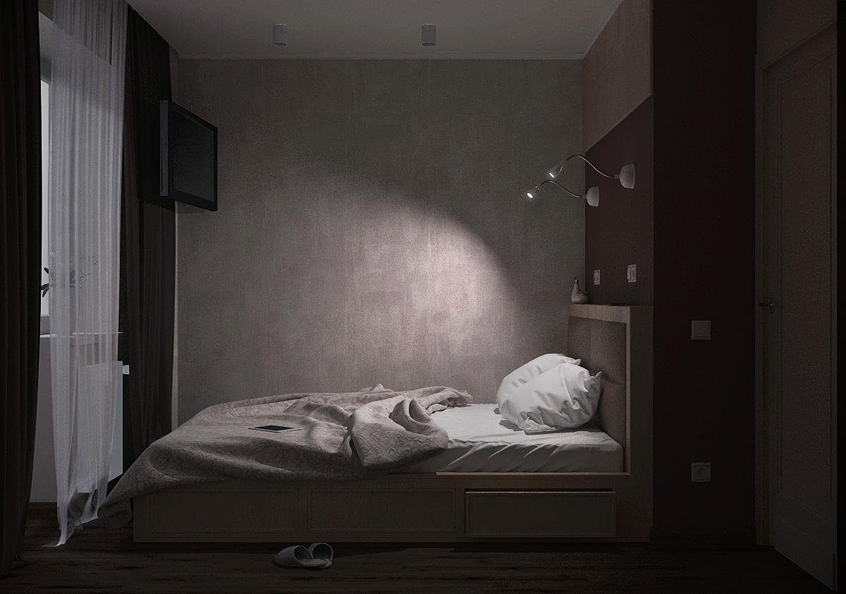 Спальня 3 ночь