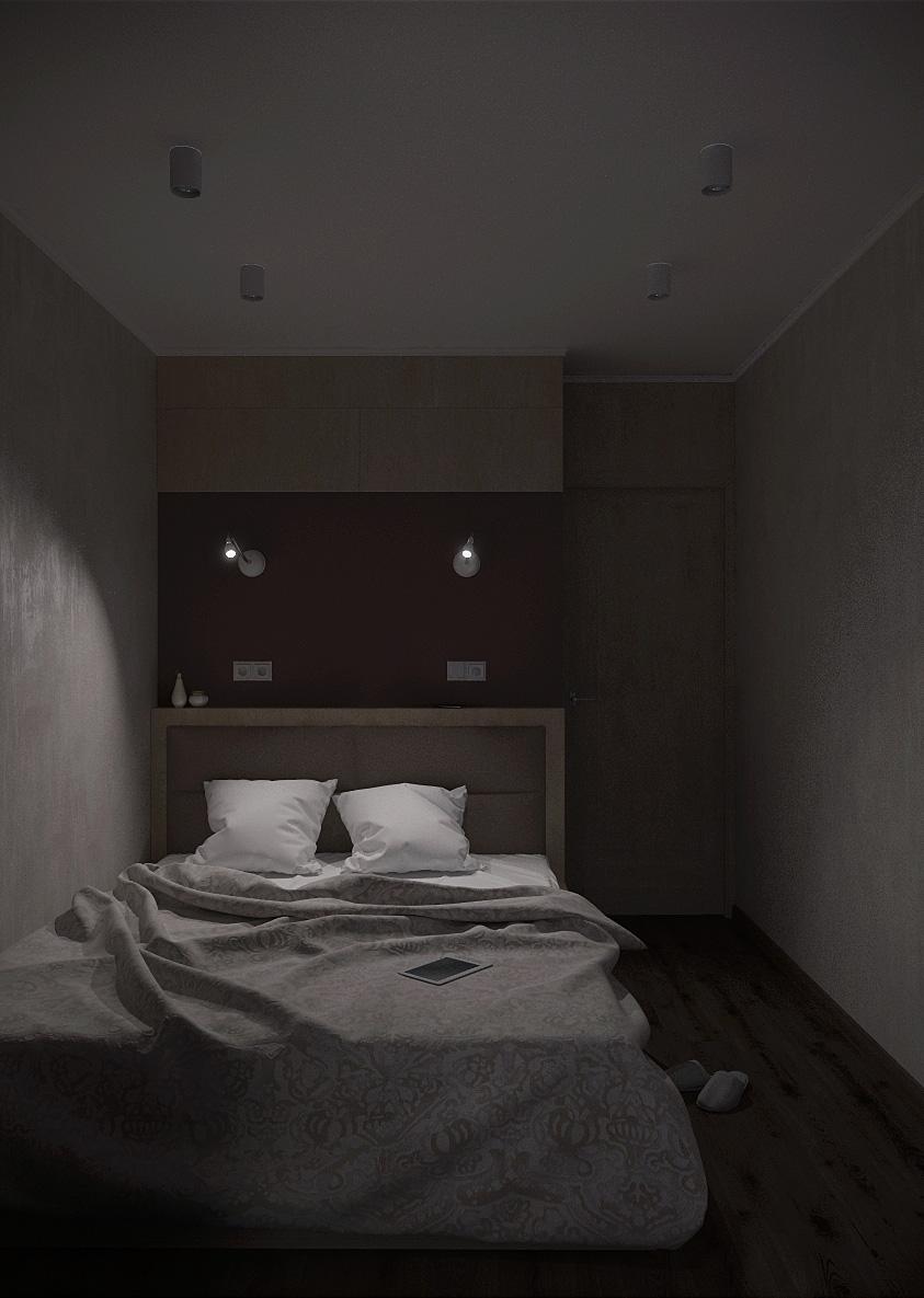 Спальня 4 ночь