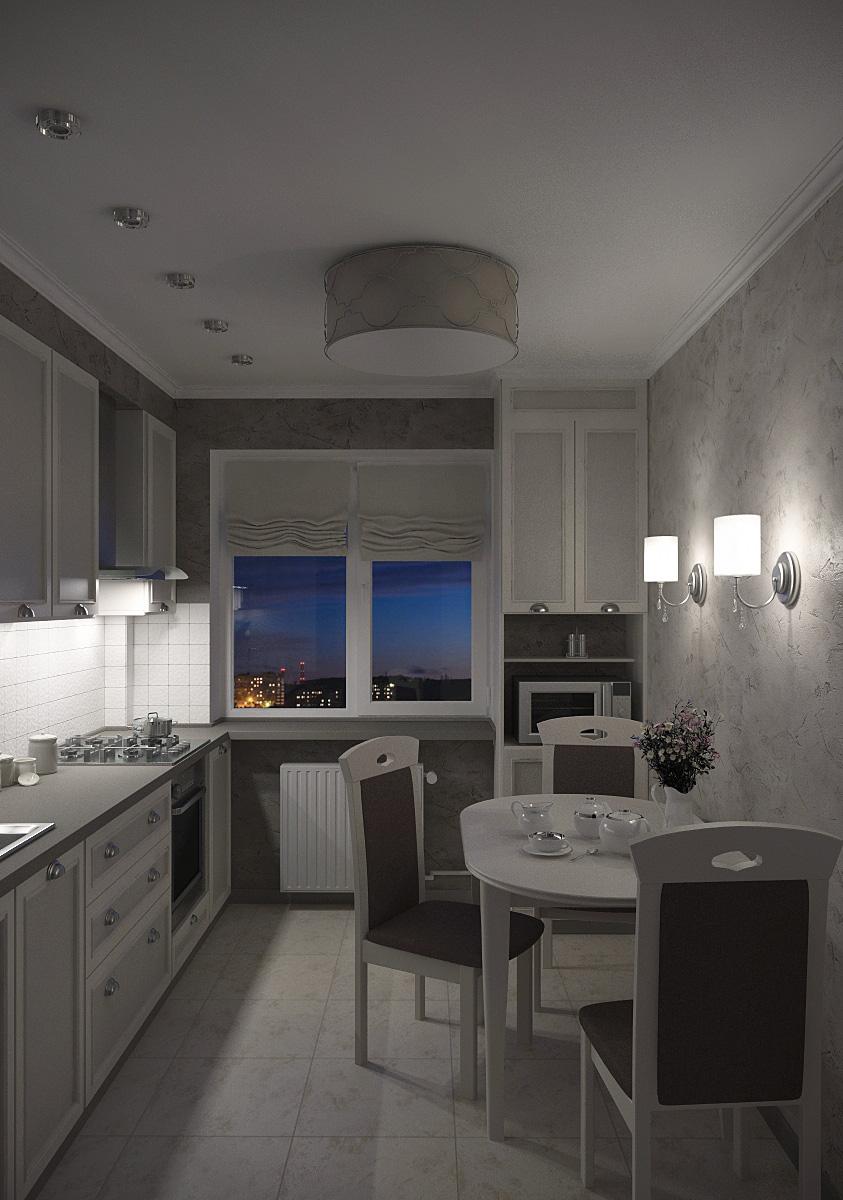 кухня 1 ночь