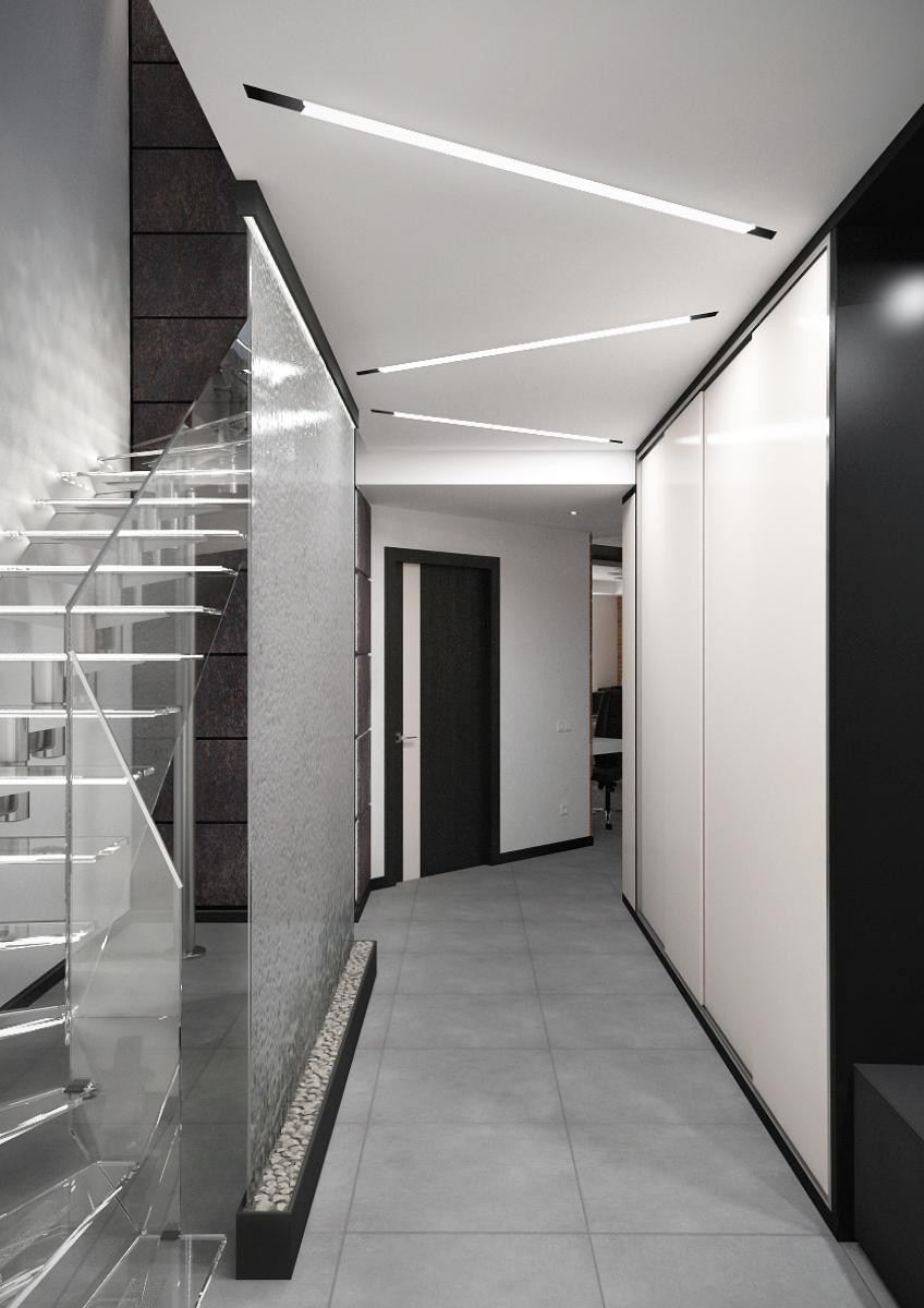 коридор 1